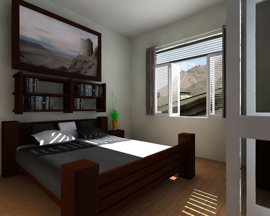 Hình ảnh của Giường ngủ G1822