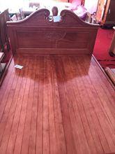 Hình ảnh của Giường ngủ gỗ còng mẫu Nữ Hoàng