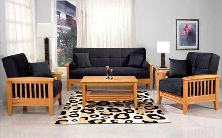 Hình ảnh nhóm sản phẩm Salon gỗ tự nhiên