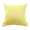 Gối tựa lưng sofa, gối trang trí 45x45 cm (Màu vàng) tại Phan Thiết