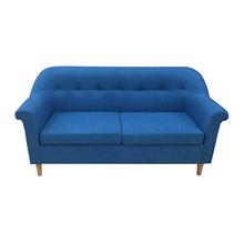 Nội thất Phan Thiết, Sofa băng Phố Việt 160 x 80 x 70 cm (Xanh dương)