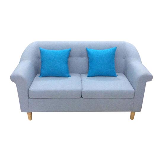 Nội thất Phan Thiết, Sofa băng Phố Việt 160 x 80 x 70 cm (Xám)