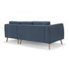 Bộ ghế sofa góc trung bình Phố Việt (Màu xanh đậm) tại Phan Thiết