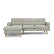 Sofa góc trung bình Phố Việt (Màu xám nâu) tại Phan Thiết