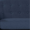 Ghế Sofa băng phan thiết 180 x 80 x 80 cm (Xanh đen)