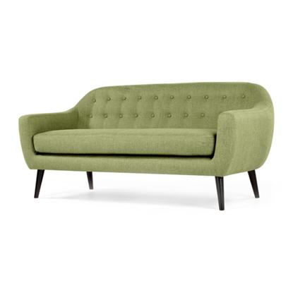Ghế Sofa phan thiết, sofa  băng Phố Việt 180 x 80 x 80 cm (Xanh rêu)