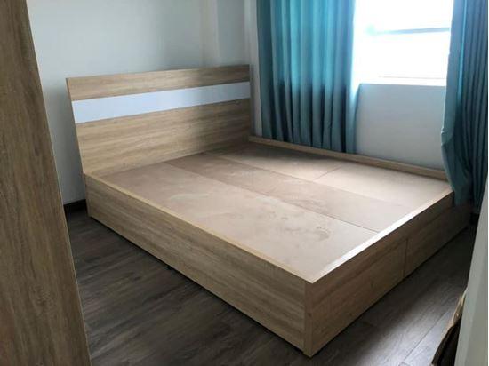 Giường ngủ hiện đại cho chung cư