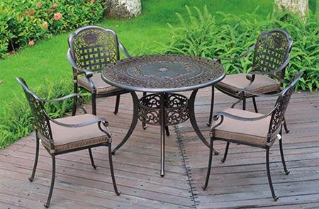 Hình ảnh nhóm sản phẩm Bàn ghế sân vườn