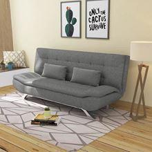 Sofa bed thư giãn đa năng màu xám tại Phố Việt Phan Thiết