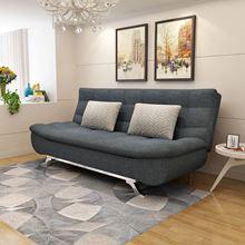 Sofa bed đa năng (Xám đen), sofa giường tại phan thiết Bình Thuận