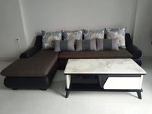 Sofa góc phòng khách hiện đại Phan Thiết
