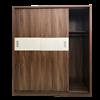 Tủ áo cửa lùa gỗ MDF hiện đại