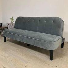 Sofa giường da năng bọc nhung